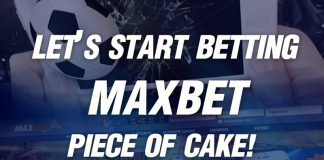 Let's start betting on maxbet mobile