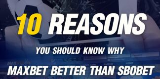 10 reasons you should know why maxbet is better than sbobet