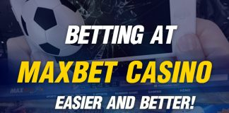 Betting at Maxbet Casino ibcbet online is Easier and Better!