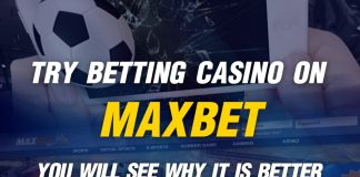 Try betting on Maxbet Baccarat Online, Ibcbet Casino, and You Will See Why it is better