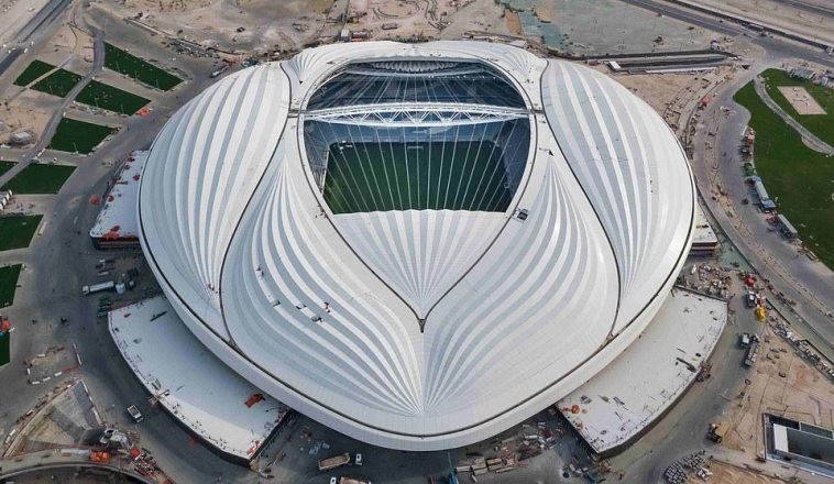 world cup stadium 2022