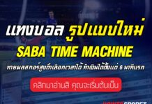 SABA Time machine